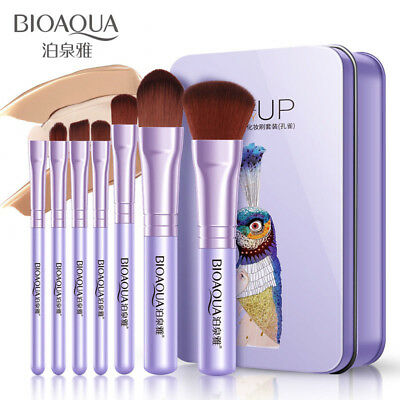 BIOAQUA Fashion Pro Makeup Brushes Set Eye Lip Face Foundation Cosmetic Tool Kit