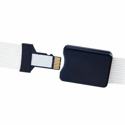 TF Micro SD À TF SD Carte Extension Câble Adapter Extender Pour Auto GPS 48cm