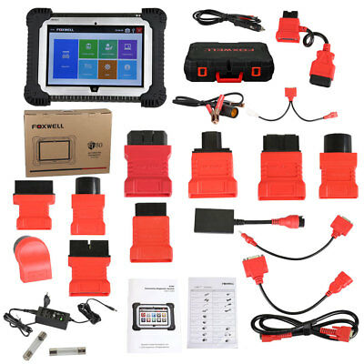 Foxwell GT80 Next Generation Diagnostic Scan Tool OBD2 Trouble Codes Reader