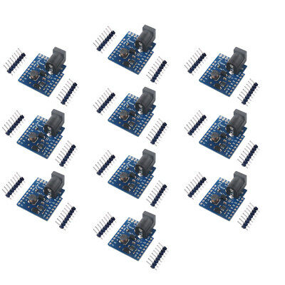 10PCS WEMOS DC Power Shield V1 0 0 For WeMos D1 Mini