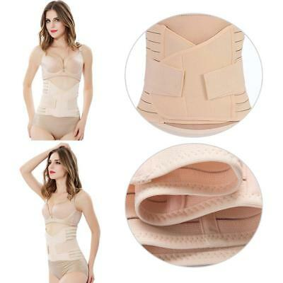 Women Postpartum Belt Belly Wrap Body Shaper Support Recovery Girdle ·Protection