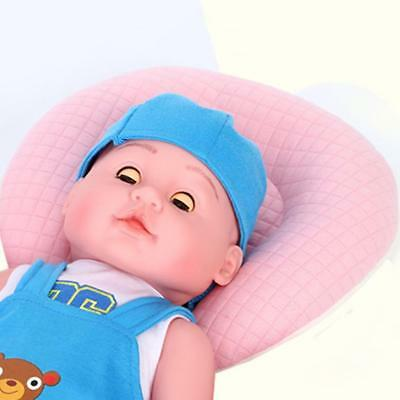 Infant Baby Pillow For 0-6Month Newborn Bear Shape Prevent Flat Head Support·Pad