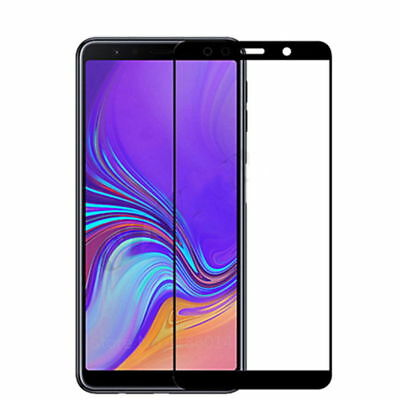 For Samsung Galaxy A7 2018 A750 3D Full Cover Tempered Glass Screen Protector