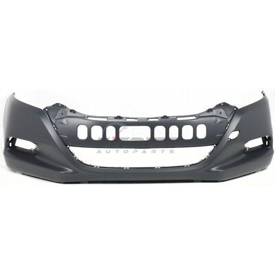New Front Bumper Cover Primed For 2010-2011 Honda Insight Ho1000269