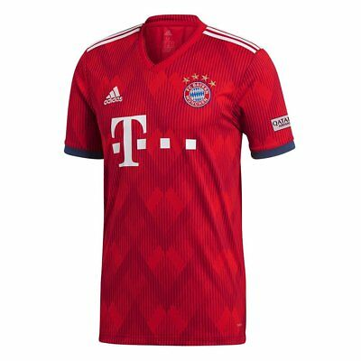 Adidas FC Bayern Munich Mens Kids Football Soccer Home Jersey Shirt 2018 2019
