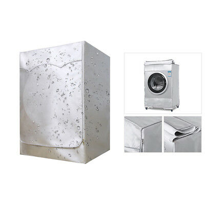 Washing Machine Cover Waterproof For Front Load Washer/Dryer Dust-proof Durable
