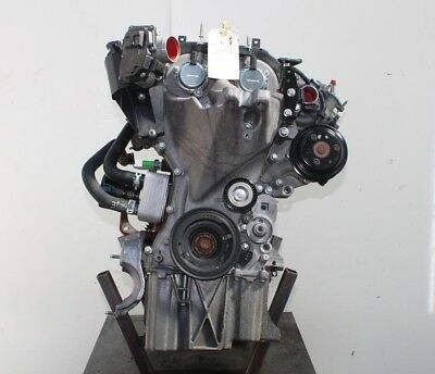 Motor Engine Ford Fiesta SFJB 1,0 Benzin Eco Boost 22Tkm