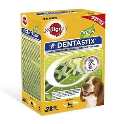 Pedigree MULTIPACK DENTASTIX FRESH MEDIANO 720gr