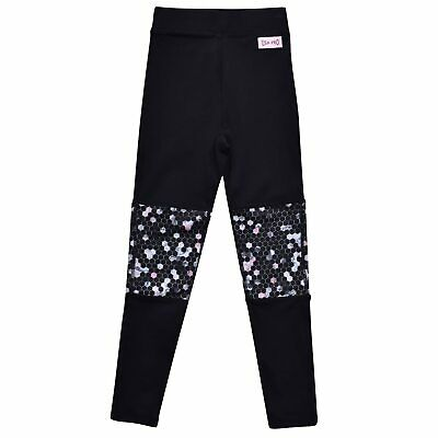 USA Pro LM Panel Tgt Girls Performance Tights Kids