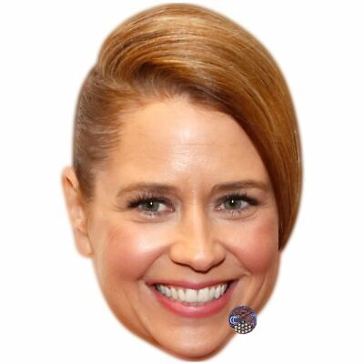 Smile Celebrity Mask Queen Latifah Card Face and Fancy Dress Mask