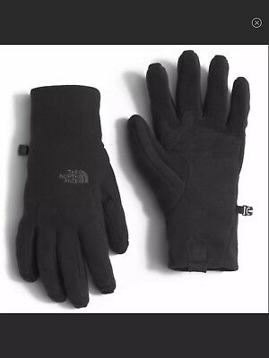 NWT The North Face Windwall ETip Gloves Black M