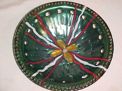 Signed Franco Bastianelli Studio Laurana Modern Italian Enamel Copper Art Bowl !