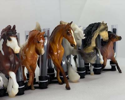 Stablemate Edition - Collapsible Model Horse Display Rack Holder