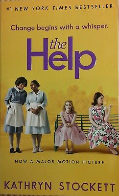 The Help by Kathryn Stockett (2011, paperback)