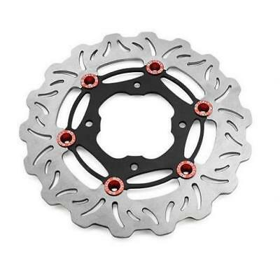 Rd1219001/Pit.2 Disco Freno Flottante R&D, 250Mm, 4 Fori, Per Pit Bike