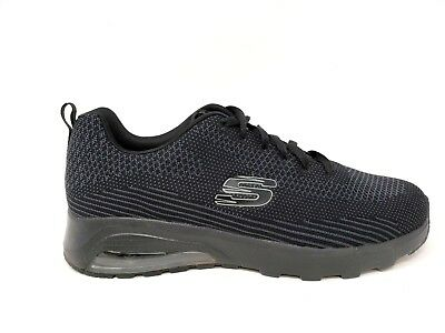 Details about Mens Shoes Skechers Skech Air Infinity Black US 9 Preowned Excellent Condition