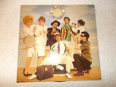 Vinyl 12 inch Record Single Kid Creole & The Coconuts I'm A Wonderful Thing 1982