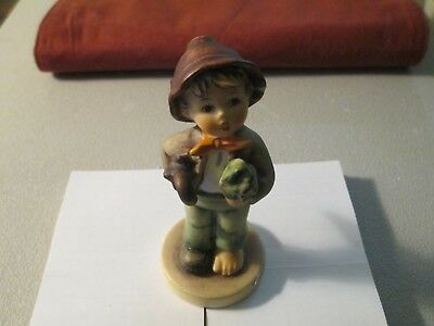 Goebel Hummel Long Stocking 374 No Box (Look At Pictures)