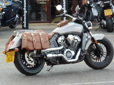 Indian Scout 1200 ABS 15/65 8004 miles FSH