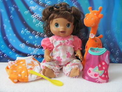 "2011 Baby Alive ~ 12""/inch Beautiful doll with fun extra's"