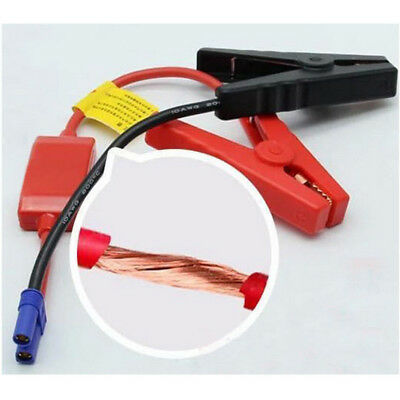 12V Jump Starter Portable Emergency Clamp Vehicle Lead Cable Accessories Car