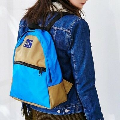 Nwt Uo Peters Mountain Works Blue Backpack