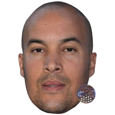 Coby Bell Maske aus Pappe