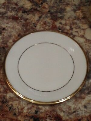 """Lenox China Dimension Collection ETERNAL Bread Plate  6-3/8"""" bin 1025"""