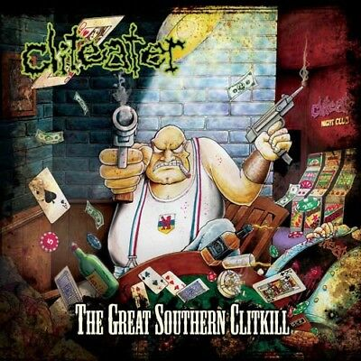 CLITEATER - the great southern clitkill DigiCD