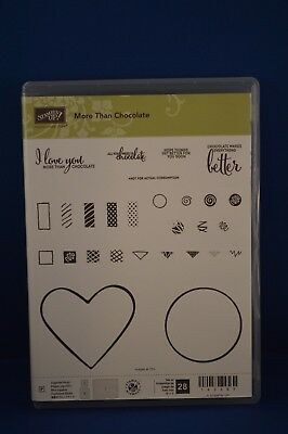2017 Retired Stampin Up So Very Much Stamp Set Of 5 Thank You