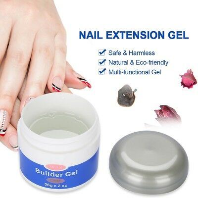 56g Removable Phototherapy Nail Gel Multi-function UV Builder Extension Gel Nail