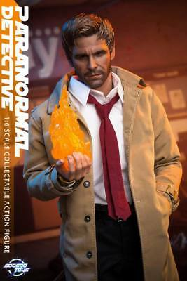 1/6th Soosootoys SST007 Paranormal Decetive Constantine Male Figure Collection