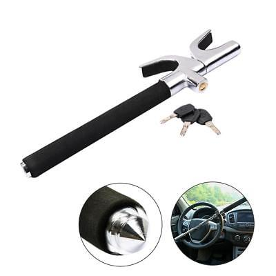 Extendable Car Steering Wheel Lock Anti Theft Security Clamp For Auto Truck