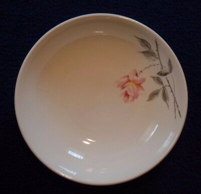 Berry bowl, rose pattern from Ballerina by Universal, decoration by Comde, '60's