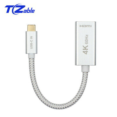 USB C To HDMI Adapter For Samsung USBC To HDMI Converter for MacBook2016 0.23M