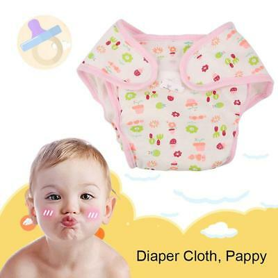 Baby Infant Reusable Washable Cloth Diaper Kids Nappy Cover Adjustable Diaper