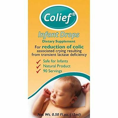 Colief Infant Drops [7ml] x 7 Pack