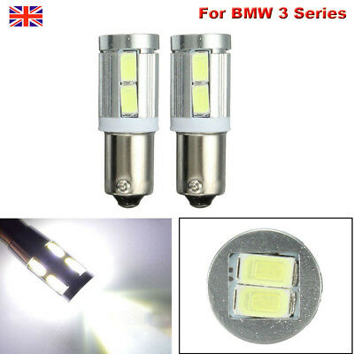2PCS 12V Car Sidelight LED Bulbs Canbus BAX9S For BMW 3 series F30 F31 F34