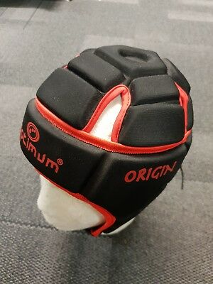 Optimum Origin Headweb Classic Rugby protection Head guard adults large