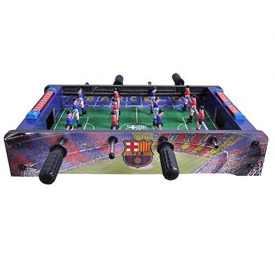 Barcelona Table Top Football Gift Game 20 inch Fully Licensed Brand New Games