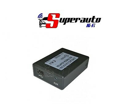 Multimedia Adapter 50926305 ORIGINALE Fiat PANDA Autoradio USB AUX interfaccia