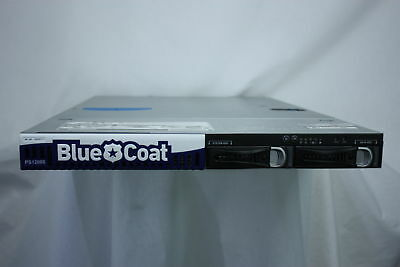 Blue Coat PS12000 PacketShaper 12000 Packeteer 2 x 1TB HDD FREE SHIPPING