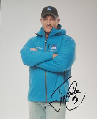 Jim Cantore Weather Channel Autographed 8x10 Signed Photo Reprint
