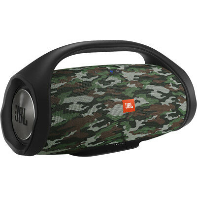 JBL Boombox Waterproof Portable Wireless Bluetooth Speaker - Camouflage