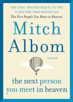 Mitch Albom_The Next Person You Meet in Haven_This is Not A Paperback[EB00k/PDF]