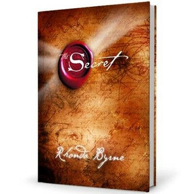 The Secret by Rhonda Byrne Hardback Spirituality New Hardcover Book