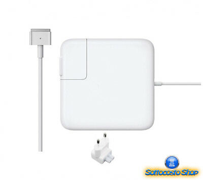 Alimentatore Macbook Pro 60W Mac Magsafe 2 Air Caricabatteria Laptop