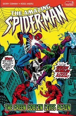 Amazing Spider-Man: The Green Goblin Lives Again, various, Good Condition Book,