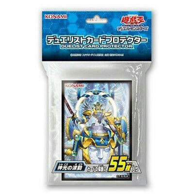 Yugioh Official Card Sleeve Angel Paladin Arch-Parshath (55 Sleeves) Japanese
