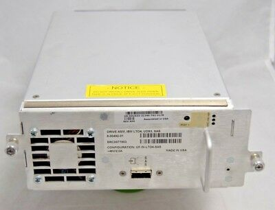 DELL ML6000 8-00492-01 DRIVE ASM IBM LTO4 UDS3 FC Tape Library *Free S/H.